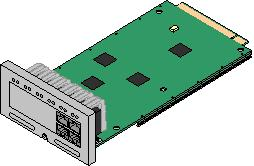 IP500 4-Port Expansion Card